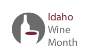 Idaho Wine Month Logo copy