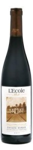 L'Ecore Estate Syrah 2011 Bottleshot