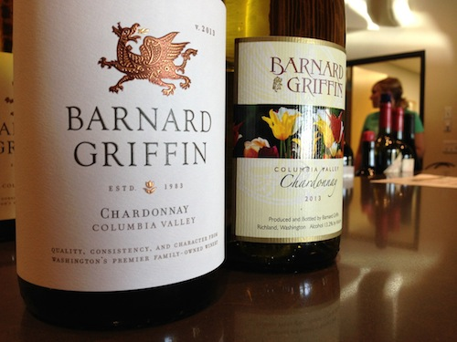 Barnard Griffin is changing its label, removing the colorful tulips that have adorned it for three decades.