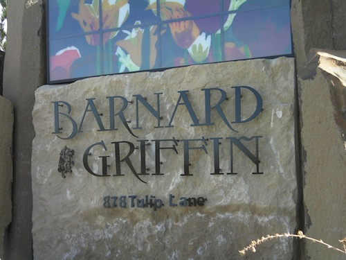 Barnard Griffin is on Tulip Lane in Richland, Washington.