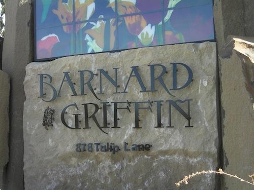 Barnard Griffin is on Tulip Lane in Richland, Washington.