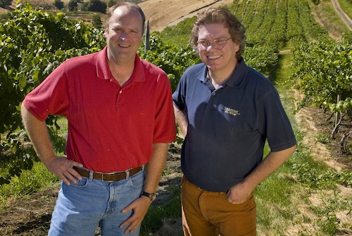 Bob Bertheau and Ernst Loosen produced Eroica Gold