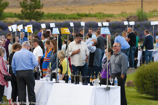 Celebrate Walla Walla Valley Wine - The World of Syrah will feature more than 60 wineries from the Walla Walla Valley alongside winemakers from California and Australia. (Photo by Richard Duval Images/Courtesy of the Walla Walla Valley Wine Alliance)