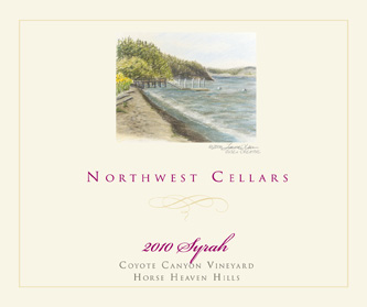 northwest-cellars-coyote-canyon-vineyard-syrah-2010-label