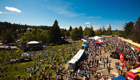 The 2014 Taste of Tacoma will be staged June 27-29 at Point Defiance Park.