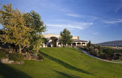 Terra Blanca Vintners is on Red Mountain in Washington state wine country.