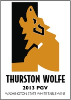 Thurston Wolfe Winery 2013 PGV