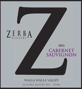 zerba-cellars-cabernet-sauvignon-2011-label