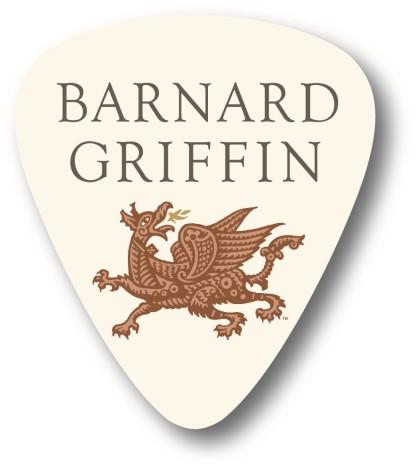 BG CC Photo GRIFFIN Guitar Pick