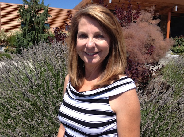 Barbara Glover serves as executive director of Wine Yakima Valley.