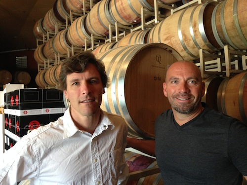 J. Bookwalter winery in Richland, Washington, is owned by John Bookwalter.