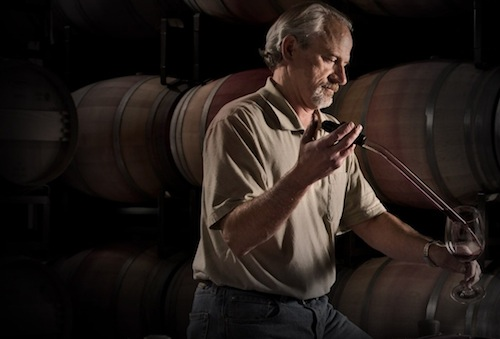 Darel Allwine is the head winemaker at Col Solare on Washington's Red Mountain.