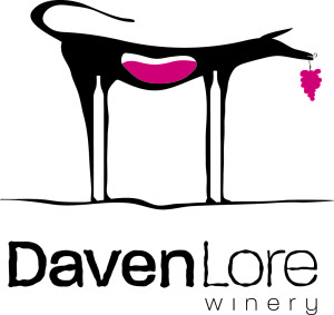 Daven Lore Winery logo petro