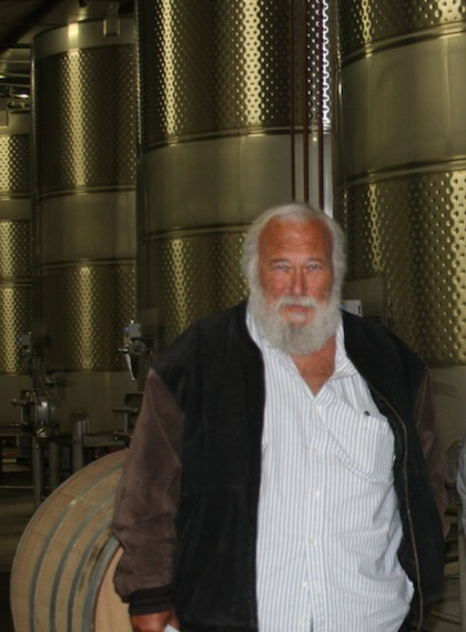 Dick Shaw of Gig Harbor, Wash., operates more than 2,000 acres of vineyard in the Columbia Valley