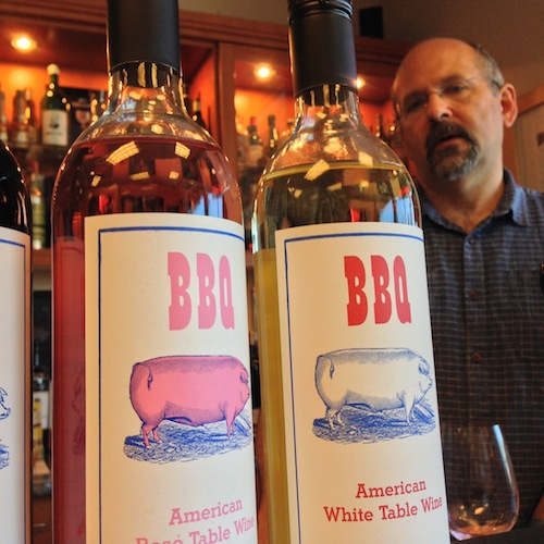Compass Wines is home to the BBQ Wine Company.