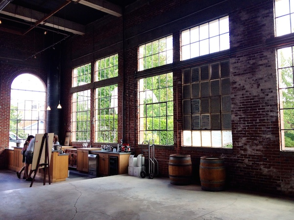 Elizabeth Chambers has remodeled the 1926 City Power Plant building in McMinnville, Ore, transforming it into her eponymous winery after she and her family sold Panther Creek Cellars last year.