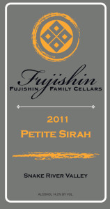 fujishin-family-cellars-petite-sirah-2011-label