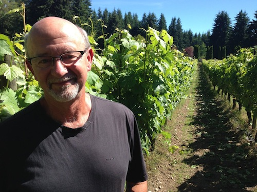 Greg Osenbach is the owner and winemaker for Whidbey Island Winery