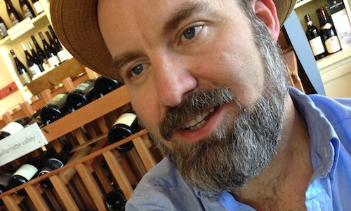 Hal Landvoigt is director of winemaking at Precept Wine in Seattle.
