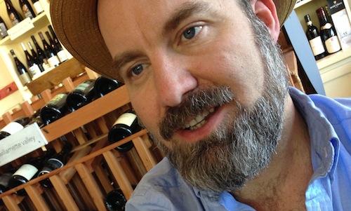 Hal Landvoigt is director of winemaking at Precept Wine in Seattle.