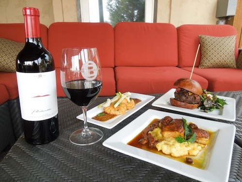 J. Bookwalter Winery has a full-scale restaurant in Richland, Washington.