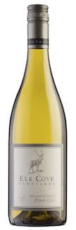 Elk Cove Vineyards Pinot Gris bottle NV