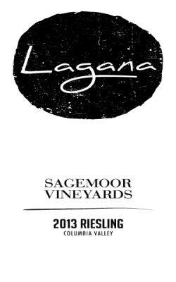 lagana-cellars-sagemoor-vIneyards-riesling-2013-label