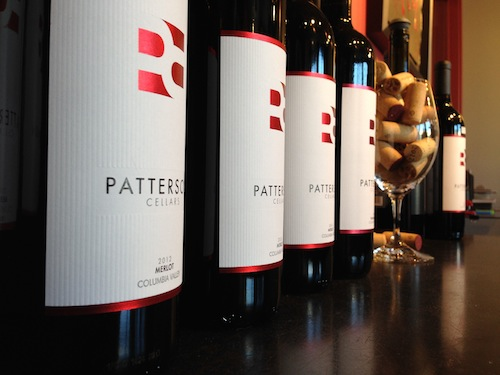 Patterson Cellars has two locations in Woodinville, Washington.