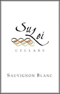 SuLei Cellars 2013 Sauvignon Blanc
