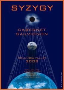SYZYGY 2008 Cabernet Sauvignon
