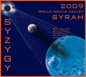 syzygy-syrah-2009-label