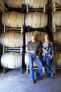 Earl and Carrie Sullivan make their Columbia Valley wines at Wine Boss in Richland, Wash., and their Snake River Valley wines at the Urban Wine Cooperative in Garden City, Idaho.