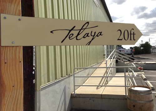 Telaya Wine is in Garden City, Idaho.