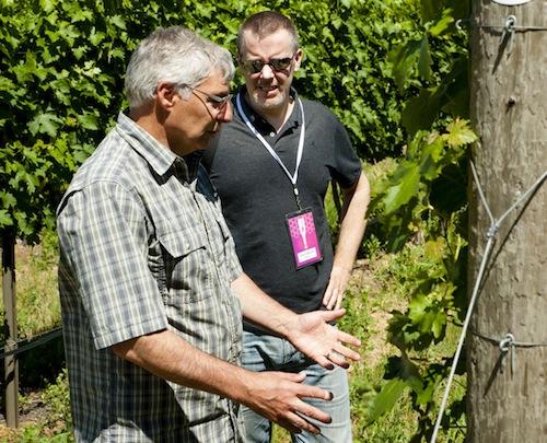 Sean Sullivan talks to Gordy Venneri of Walla Walla Vintners