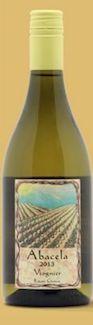 Abacela-Viognier-Umpqua Valley-2013-bottle