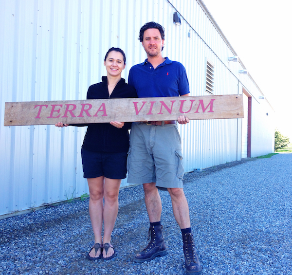 Amy and Kyle Johnson own and operate Terra Vinum, the parent company for their Purple Star and Native Sun brands. They will produce both wines at their new facility in Benton City, Wash.