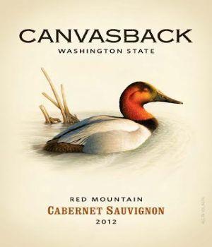 canvasback-cabernet Sauvignon-2012-label