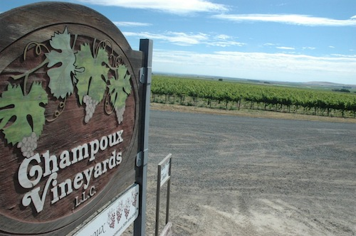 Champoux Vineyards has been run by Paul Champoux since 1989