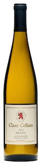 claar-cellars-white-bluffs-riesling-2012-bottle