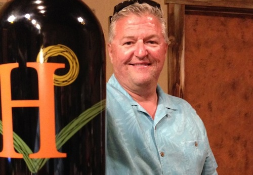 The Huston Vineyards 2012 Malbec won best in show at the 2014 Idaho Wine Competition
