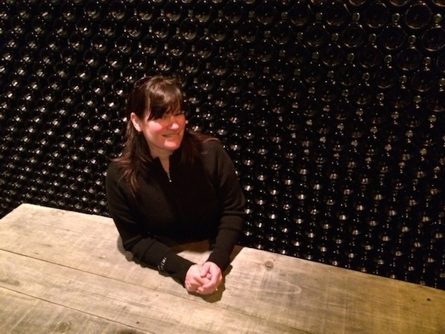 Mary McDermott left Trius Winery at Hillebrand in Niagara-on-the-Lake, Ontario to take over the winemaking at Township 7 Vineyards and Winery in Penticton, British Columbia.