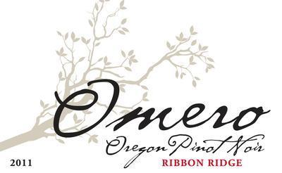 omero-cellars-ribbon-ridge-pinot-noir-2011-label