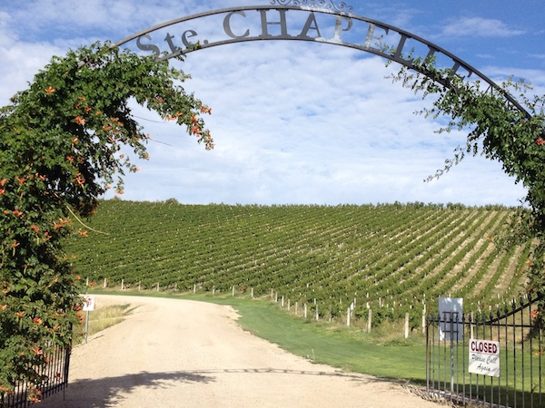Ste. Chapelle, owned by Precept Wine in Seattle, is Idaho's oldest and largest winery.