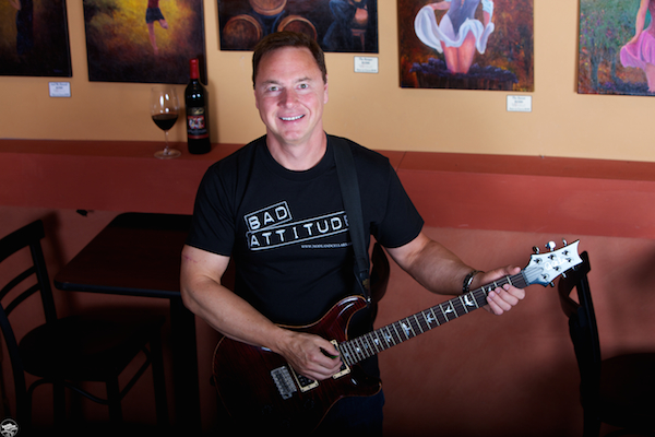 Tim Nodland, winemaker of Nodland Cellars, grew up in Spokane and put himself through Washington State University as a touring guitarist during the 1980s. He later earned a law degree from Gonzaga University.