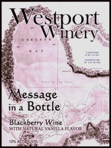 westport-winery-message-in-a-bottle-blackberry-wine-nv-label