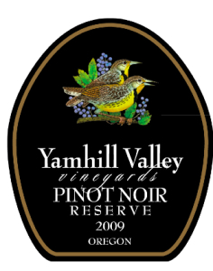 yamhill-valley-vineyards-reserve-pinot-noir-2009-label
