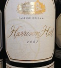 2007 harrison hill 120x134 - Tasting history: a Harrison Hill vertical