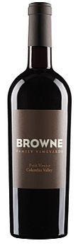 Browne Family Vineyards-Petit Verdot-2011-Bottle