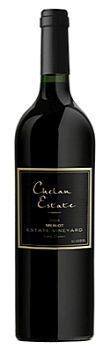 Chelan-Estate-Estate Vineyard-Merlot-2009-bottle