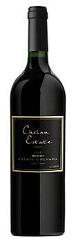 Chelan-Estate-Estate Vineyard-Merlot-2009-bottle